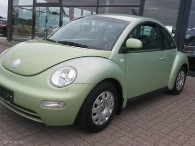 used VW Beetle 2,0 115HK 3d