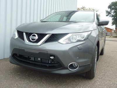 brugt Nissan Qashqai 1,2 Dig-T Acenta 4X2 X-Tronic 115HK 5d 6g Aut.