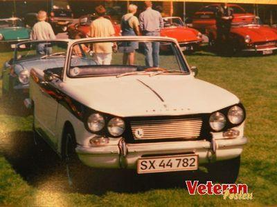 käytetty Triumph Vitesse 6 cabriolet