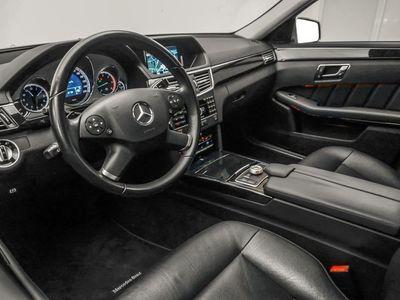brugt Mercedes E350 0 CDi Avantgarde stc aut 4-M BE, 5d