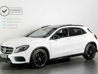 brugt Mercedes GLA250 2,0 aut. 4-M