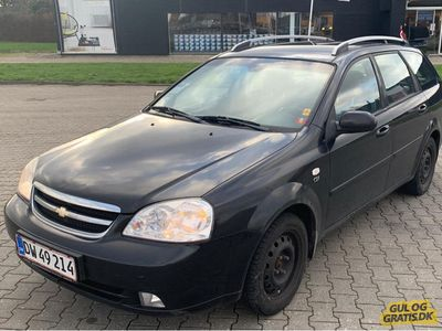 brugt Chevrolet Nubira