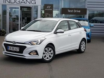 brugt Hyundai i20 1,0 T-GDI Value 100HK 5d
