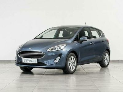 brugt Ford Fiesta 1,0 EcoBoost Hybrid Titanium Start/Stop 125HK 5d 6g
