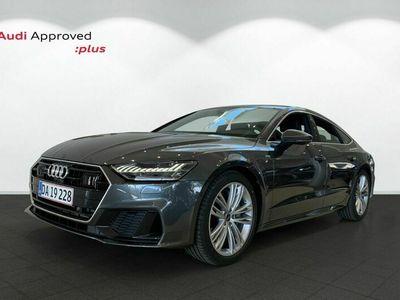 brugt Audi A7 Sportback 50 TFSi e S-line Edition quattro S-tr.