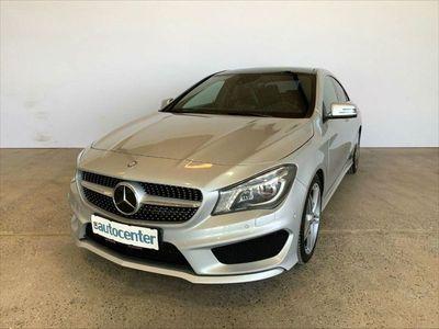 brugt Mercedes CLA250 Sport aut.
