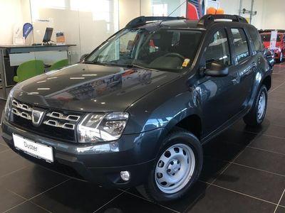 brugt Dacia Duster 1,2 Tce Lauréate 125HK 5d 6g