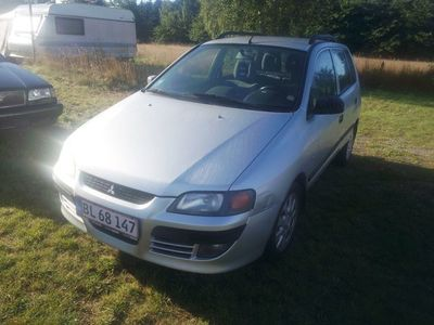brugt Mitsubishi Space Star 1,6 AC Special