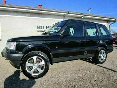 brugt Land Rover Range Rover 4,0 HSE aut. Van
