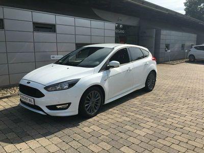 brugt Ford Focus 1,0 EcoBoost ST-Line aut.