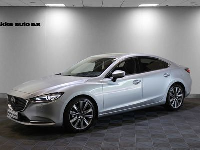 used Mazda 6 2,5 Sky-G 194 Optimum aut.