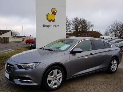 brugt Opel Insignia Country Tourer Grand Sport 1,5 Dire Injection Turbo Enjoy Start/Stop 140HK 5d 6g