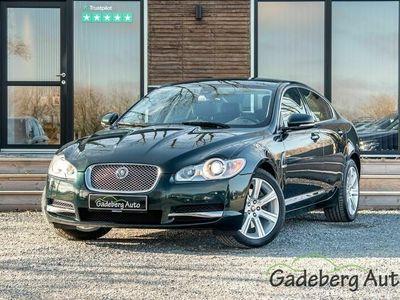 brugt Jaguar XF 3,0 D V6 Luxury aut.