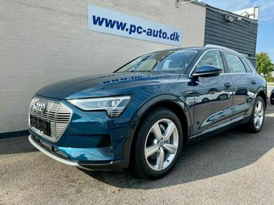 brugt Audi E-Tron 50 quattro 5d