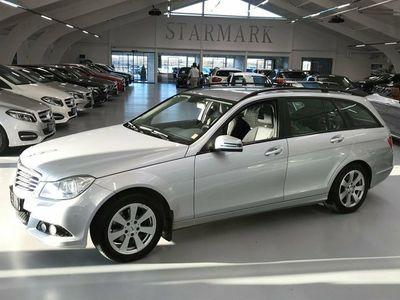 begagnad Mercedes C200 2,2 CDi Elegance stc. aut. BE