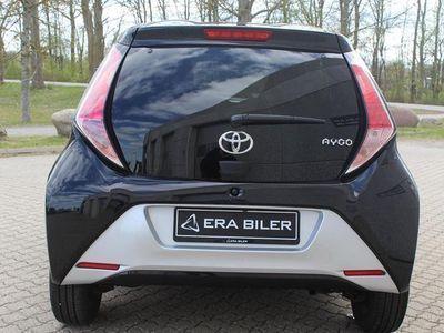 brugt Toyota Aygo 1,0 VVT-I X-Black 69HK 5d