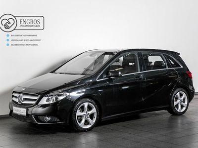 brugt Mercedes B200 1,6 BE