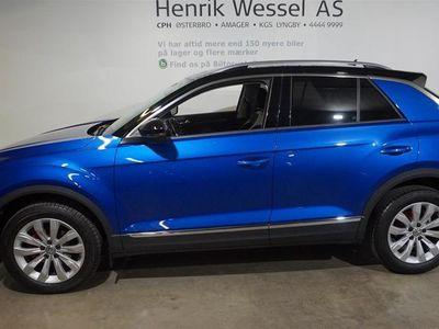 brugt VW T-Roc 1,5 TSI ACT Sport DSG 150HK 5d 7g Aut. A
