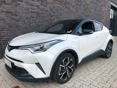 brugt Toyota C-HR 1,8 Hybrid C-LUB Selected Premium Bi-tone Multidrive S 122HK 5d Aut.