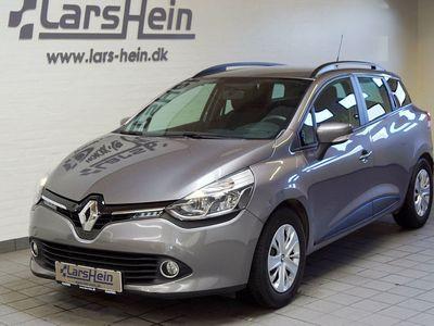 usado Renault Clio IV 1,5 dCi 75 Expression ST