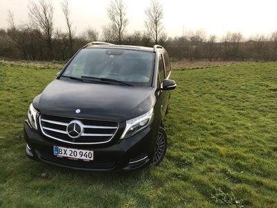 brugt Mercedes V250 V-KlasseBluetec MPV Lang Aut.