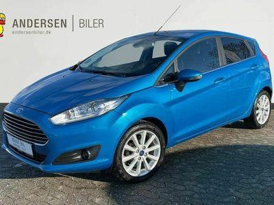 brugt Ford Fiesta 1,0 EcoBoost Fun Start/Stop 100HK 5d