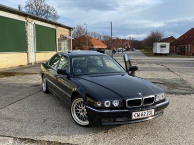 brugt BMW 730 7 serie E38 i