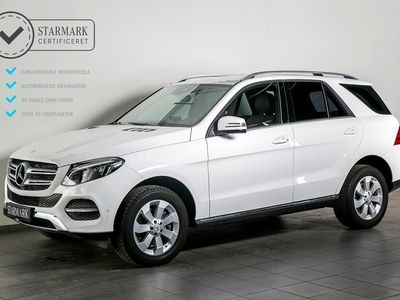 used Mercedes GLE350 d 3,0 aut. 4-M