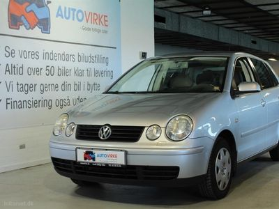 käytetty VW Polo 1,4 75HK 5d