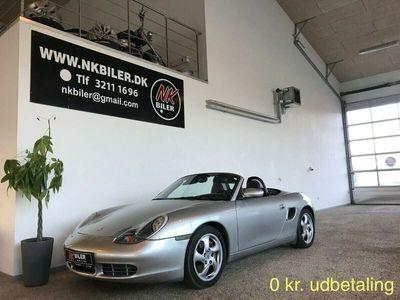 brugt Porsche Boxster S 3,2 Tiptr.