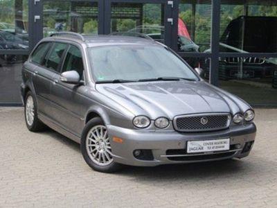 brugt Jaguar X-type 2,2 D Luxury Estate aut.
