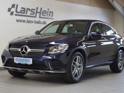 brugt Mercedes GLC250 AMG Line Coupé aut. 4-M
