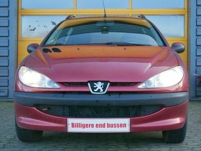 brugt Peugeot 206 1,4 HDi S-line SW