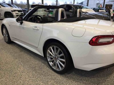 brugt Fiat 124 Spider 1,4 TwinAir Turbo Lusso 140HK Cabr. 6g B