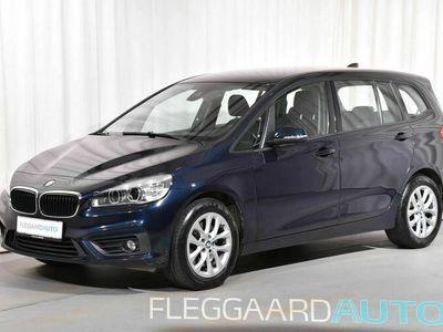 brugt BMW 220 Gran Tourer d 2,0 D Advantage Aut. 190HK