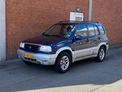 brugt Suzuki Grand Vitara 2,0i Van