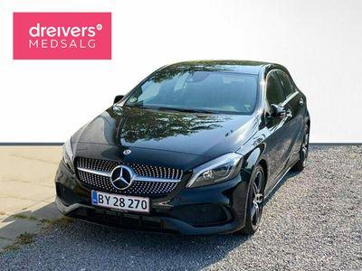brugt Mercedes A180 d 7G-DCT | Final edition