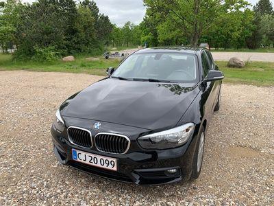 usata BMW 118 1-Serie d 5-dørs hatchback