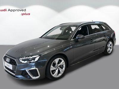 brugt Audi A4 45 TDi S-line+ Avant quat. Tiptr.