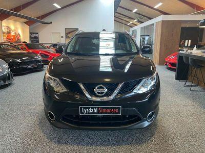 brugt Nissan Qashqai 1,6 dCi 130 N-Tec X-tr.
