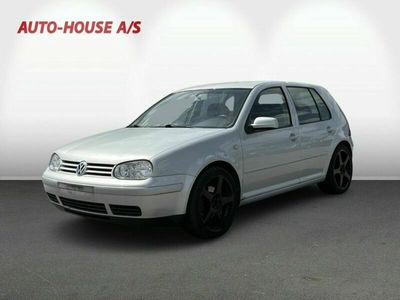 brugt VW Golf IV 2,0 Trendline