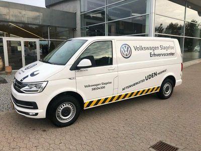 brugt VW Transporter 2,0 TDi 150 Kassevogn lang