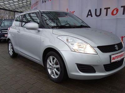 brugt Suzuki Swift 1,2 16V Cruise 94HK 3d