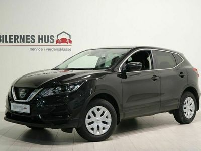 brugt Nissan Qashqai 1,5 dCi 110 Visia