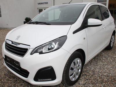 usata Peugeot 108 1,0 e-VTi 69 Active