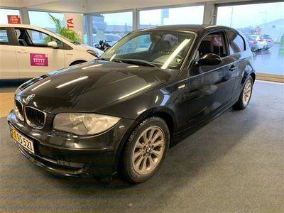 brugt BMW 118 d 2,0 D 143HK 3d 6g