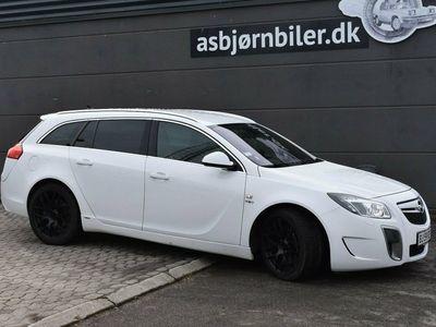 used Opel Insignia 2,8 OPC ST 4x4