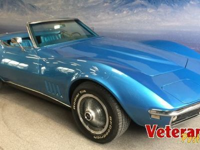 używany Chevrolet Corvette 5,7 Cabriolet C3