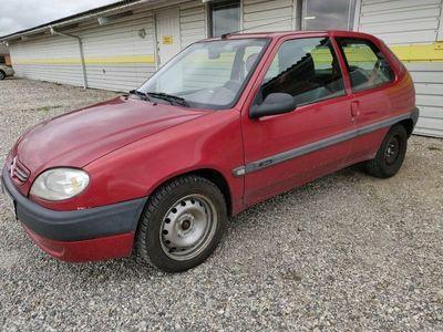 brugt Citroën Saxo 1,5 D Furio