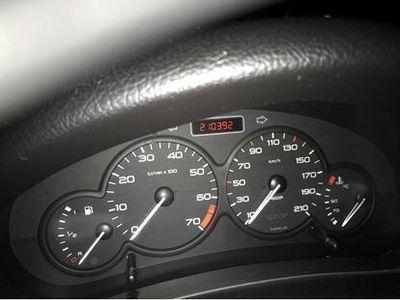 brugt Peugeot 206 1,4